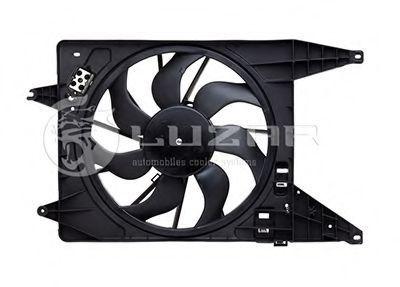 Вентилятор, охлаждение двигателя LUZAR LFC0966