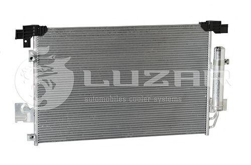 Конденсор кондиционера LUZAR LRAC1104