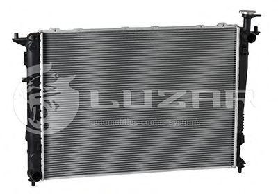 Радиатор охлаждения LUZAR LRC08P5