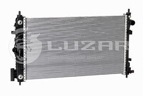 Радиатор охлаждения LUZAR LRC05122