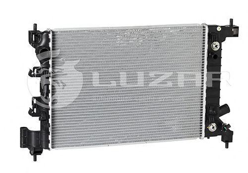 Радиатор, охлаждение двигателя LUZAR LRC05194