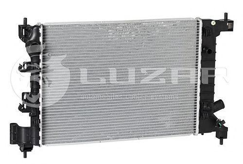 Радиатор, охлаждение двигателя LUZAR LRC0591