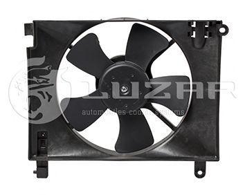 Вентилятор охлаждения двигателя LUZAR LFK0522