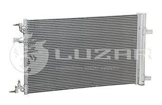 Конденсор кондиционера LUZAR LRAC0552