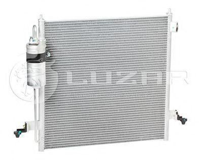 Конденсор кондиционера LUZAR LRAC1148
