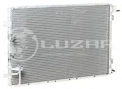Радиатор кондиционера LUZAR LRAC08E3