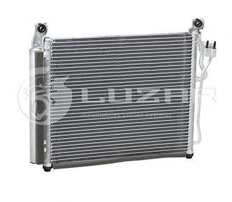 Радиатор кондиционера LUZAR LRAC0807