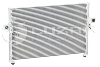 Конденсор кондиционера LUZAR LRAC084A