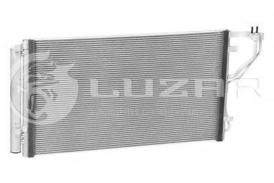 Радиатор кондиционера LUZAR LRAC08R0