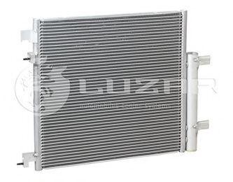 Радиатор кондиционера LUZAR LRAC05141