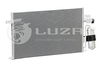 Конденсор кондиционера LUZAR LRAC0576