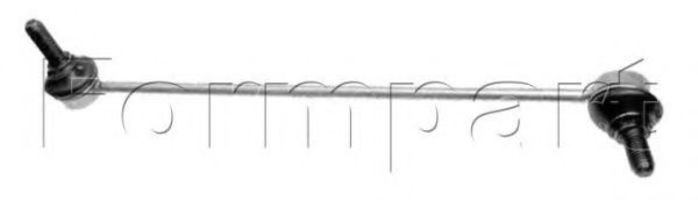 Стойка стабилизатора переднего левая FORMPART 1108013