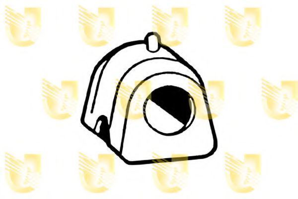 Втулка, стабилизатор UNIGOM 390023