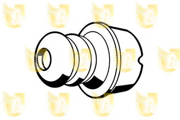 Буфер, амортизация UNIGOM 390521