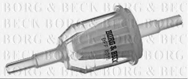 Топливный фильтр BORG & BECK BFF8015