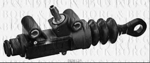 Главный цилиндр, система сцепления BORG & BECK BCM128