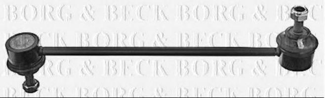 Стойка стабилизатора BORG & BECK BDL6730HD