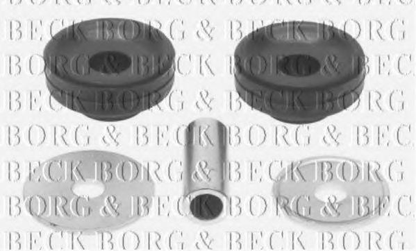 Опора стойки амортизатора BORG & BECK BSM5224