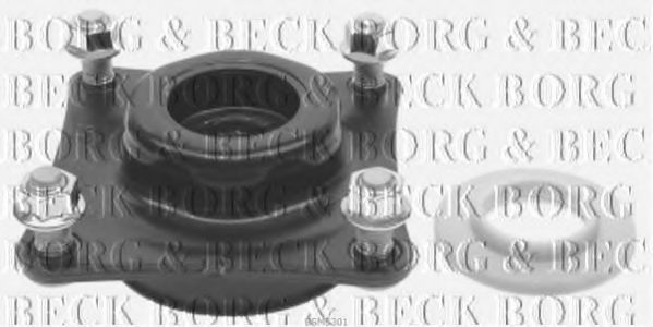 Опора стойки амортизатора BORG & BECK BSM5301