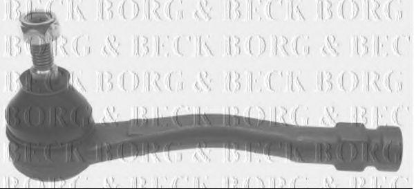 Наконечник рулевой тяги BORG & BECK BTR5445