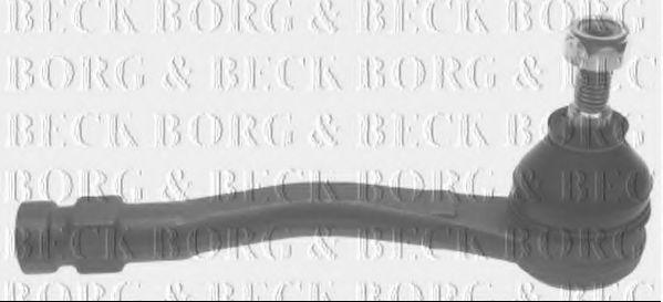 Наконечник рулевой тяги BORG & BECK BTR5446