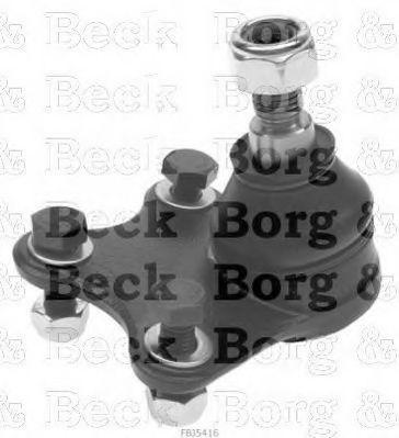 Опора шаровая BORG & BECK BBJ5416