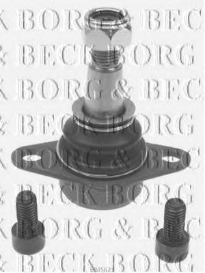 Опора шаровая BORG & BECK BBJ5621