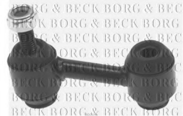 Стойка стабилизатора BORG & BECK BDL7148