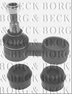 Стойка стабилизатора BORG & BECK BDL6506