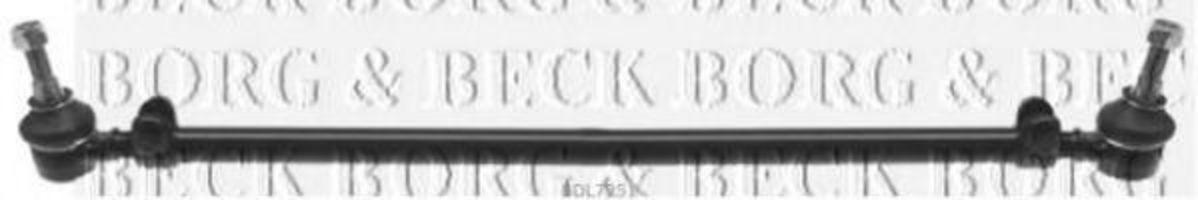 Поперечная рулевая тяга BORG & BECK BDL7251