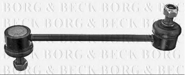 Тяга / стойка, стабилизатор BORG & BECK BDL6384HD