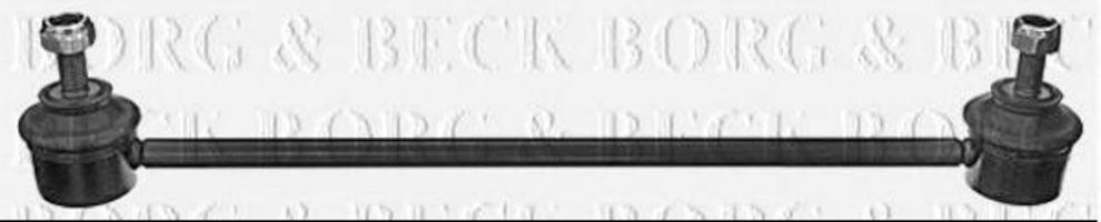 Стойка стабилизатора BORG & BECK BDL6433HD