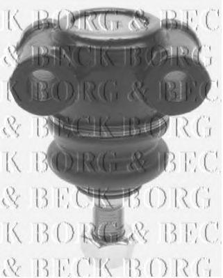 Несущий / направляющий шарнир BORG & BECK BBJ5016