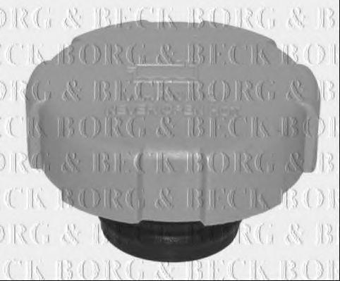 Крышка, радиатор BORG & BECK BRC111