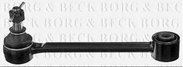 Поперечная рулевая тяга BORG & BECK BDL7397