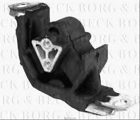 Опора двигателя BORG & BECK BEM3338