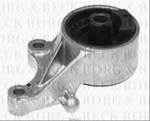 Опора двигателя BORG & BECK BEM3362
