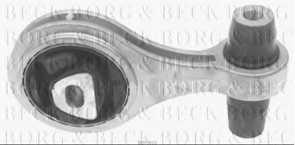 Опора двигателя BORG & BECK BEM3525