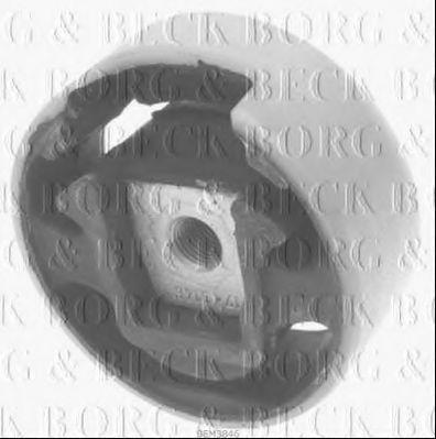 Опора двигателя BORG & BECK BEM3846