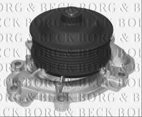 Насос водяной BORG & BECK BWP2184