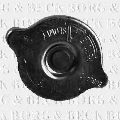Крышка, радиатор BORG & BECK BRC62