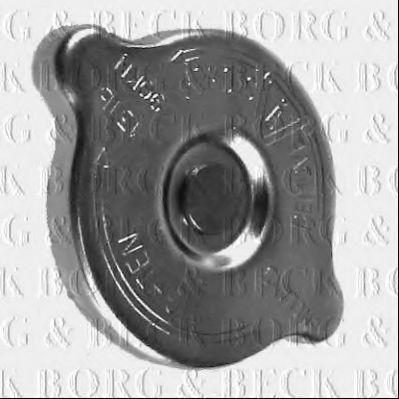 Крышка, радиатор BORG & BECK BRC65
