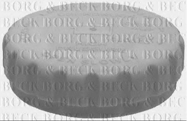 Крышка, радиатор BORG & BECK BRC68