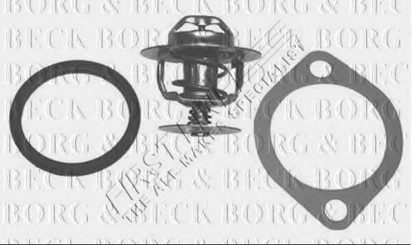 Термостат, охлаждающая жидкость BORG & BECK BBT028
