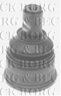 Опора шаровая BORG & BECK BBJ5153