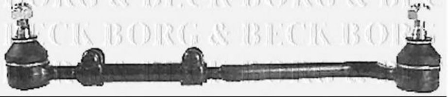 Поперечная рулевая тяга BORG & BECK BDL6035