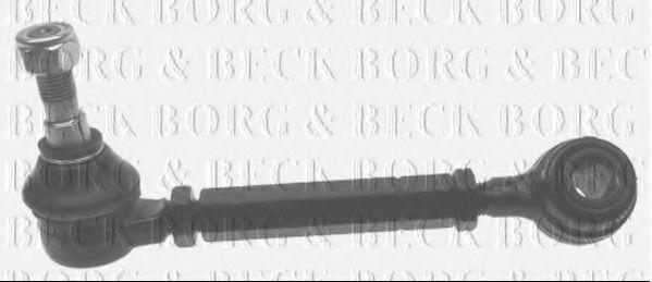 Поперечная рулевая тяга BORG & BECK BDL6060