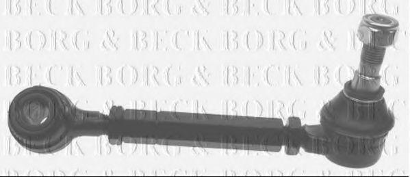 Поперечная рулевая тяга BORG & BECK BDL6069