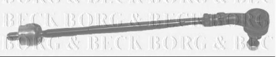 Поперечная рулевая тяга BORG & BECK BDL6534