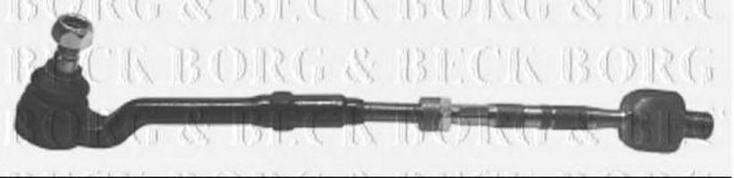Поперечная рулевая тяга BORG & BECK BDL6621